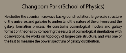 Changbom Park (School of Physics)