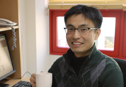 Sug Woo Shin (KIAS Scholar, School of Mathematics)