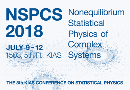 Nonequilibrium Statistical Physics of Complex Systems  2018